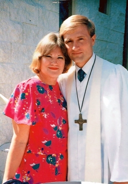 My ordination day, September 27, 1987