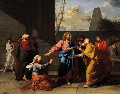 canaanite-woman